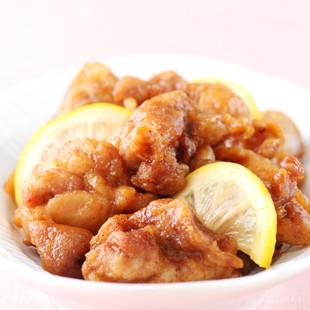 レモンで爽やか檸檬鶏(ニンモンチー)