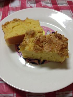 りんごバターのパウンドケーキ