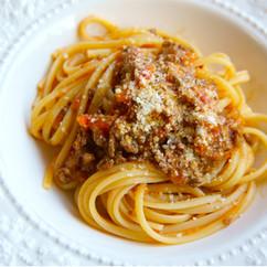 スパゲッティミートソース