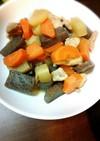 簡単☆鶏肉と野菜の優しい煮物