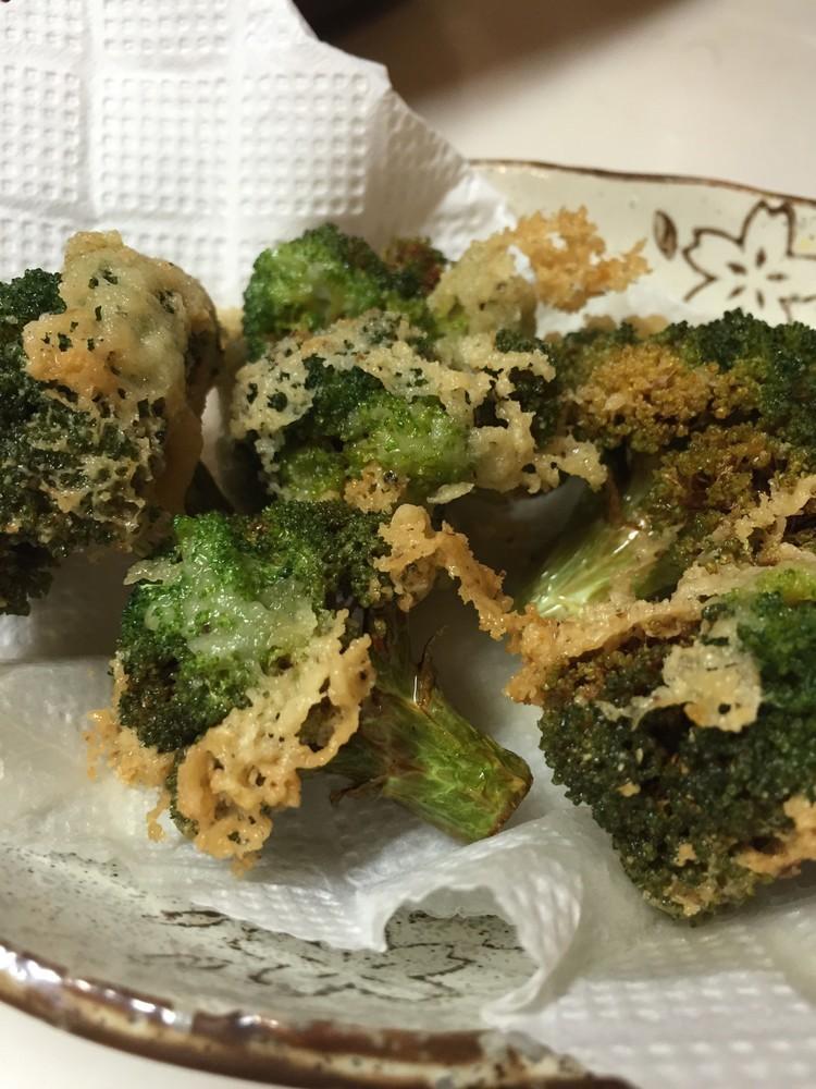 激ウマ!ブロッコリーの天ぷら