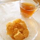 レンジで簡単!片栗粉&メープルわらび餅