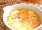 中華街の味♡ふわとろカニ玉スープ