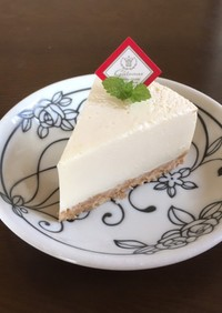 レモンたっぷり☆16cmレアチーズケーキ