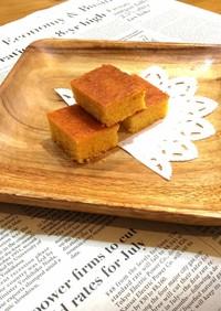 おやつ&ギフトに♥簡単キャロットケーキ