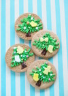 マシュマロフォンダンもみの木クッキー