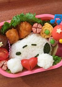 キャラ弁☆スヌーピー弁当