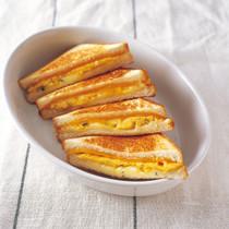 グリルエッグ&チーズ サンドイッチ