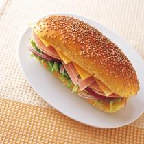 モルタデラ&コルビージャックチーズ サブ