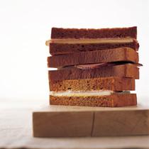 スモークハム&ゴーダチーズ サンドイッチ