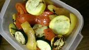 炙り野菜のマリネの写真