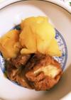 晩御飯 おかず 簡単ジャガイモと油麩煮