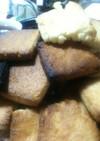 卵なしオーブントースターでクッキー☆