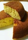 HM炊飯器でふわふわチーズケーキ