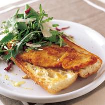 チキンミラネーゼ サンドイッチ