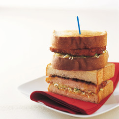 ポークカツレツ サンドイッチ