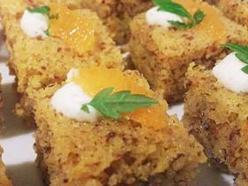 大使夫人のオレンジアーモンドケーキ
