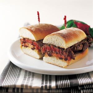 イタリアンステーキ サンドイッチ