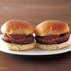 ビーフ ハンバーガー