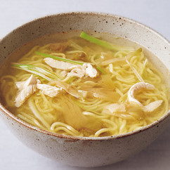 ザーサイ麺