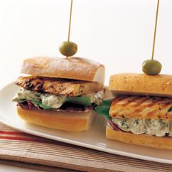 グリルフィッシュ サンドイッチ