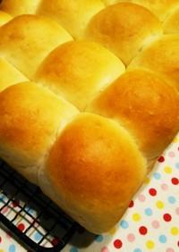 HB☆生地!ココナッツミルクちぎりパン♪