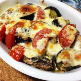 ★超簡単★サバ缶と野菜のマヨチーズ焼き