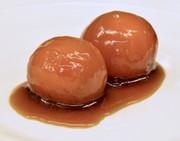 驚きの美味しさ!冷凍卵黄の醤油漬け。の写真