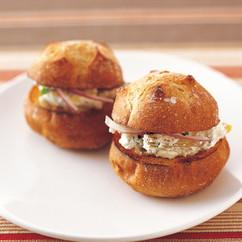 アーティチョーク&ゴートチーズ サンドイッチ
