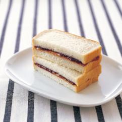 ピーナッツバター&ジェリー サンドイッチ