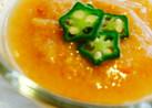 トマトの冷製スープ・ガスパチョ風