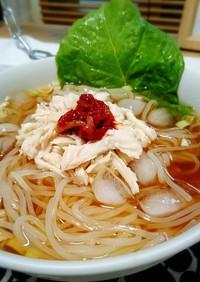 ピリ辛シンプル冷麺