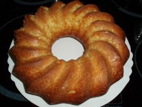 簡単スペインのヨーグルトケーキ