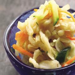 切干大根の中華風サラダ