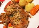 簡単☆ながら料理☆鶏肉のソテー