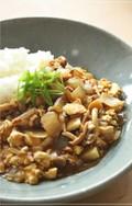 ツナ×鰹節de旨みたっぷり豆腐カレー