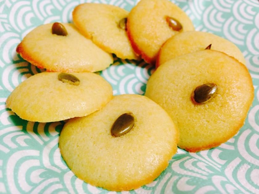 簡単!低糖質☆アーモンドクッキー