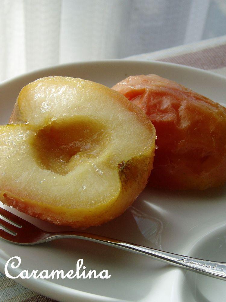 給食のりんごシャーベット
