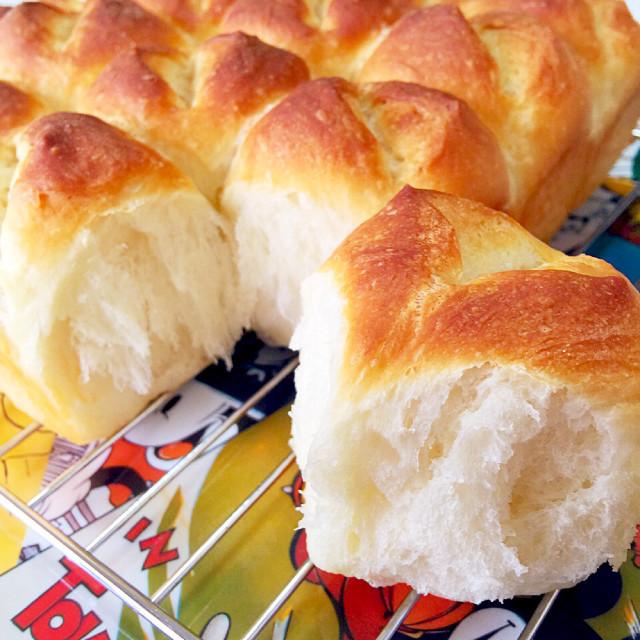 ♡ホテルブレッド風ちぎりパン♡手ごね