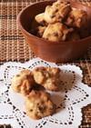 ♡胡桃とチョコの簡単ドロップクッキー♡