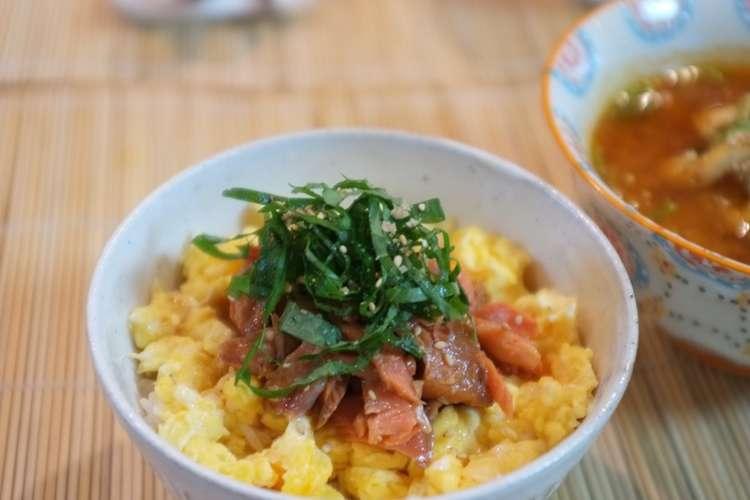 人気 レシピ 玉子 丼 玉子丼のレシピ・作り方 【簡単人気ランキング】|楽天レシピ