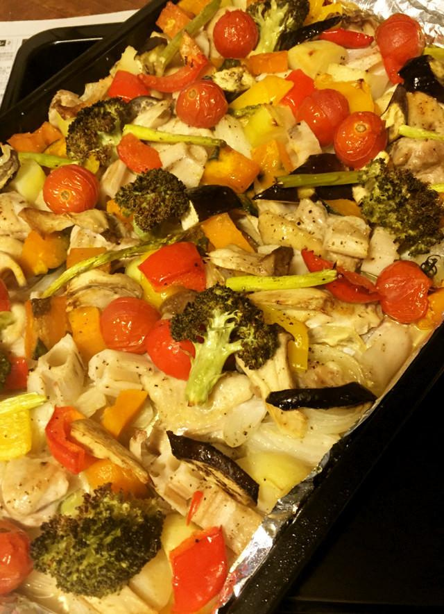野菜が美味しい!話題のぎゅうぎゅう焼き。
