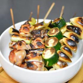 オーブンで串焼きパーティーナイト