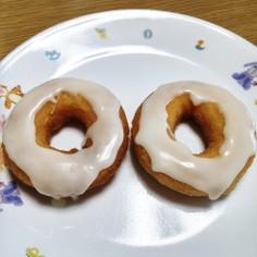 ドーナツの固まるグレーズ(アイシング)