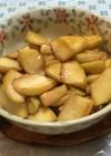 フライパンひとつで簡単!焼きりんご