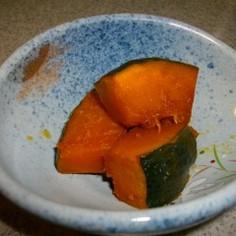 ゴマ風味のかぼちゃの煮物
