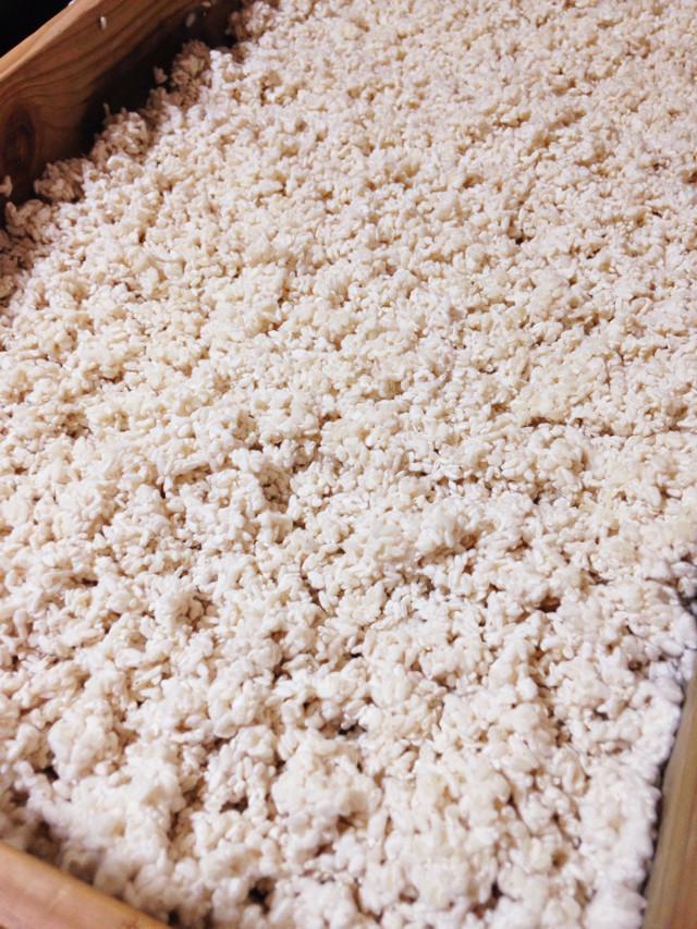 味噌作り  Part2  米麹編