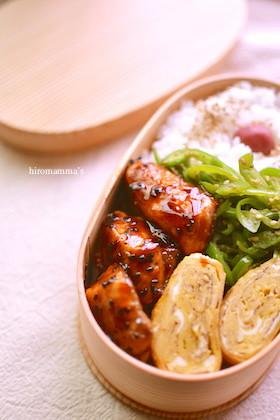画像 : お弁当にぴったり!『鮭/サーモン』のおかずレシピ30選 ...