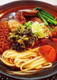 コラーゲンたっぷり台湾牛肉麺♡
