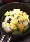 ヘルシーな白瓜の煮物